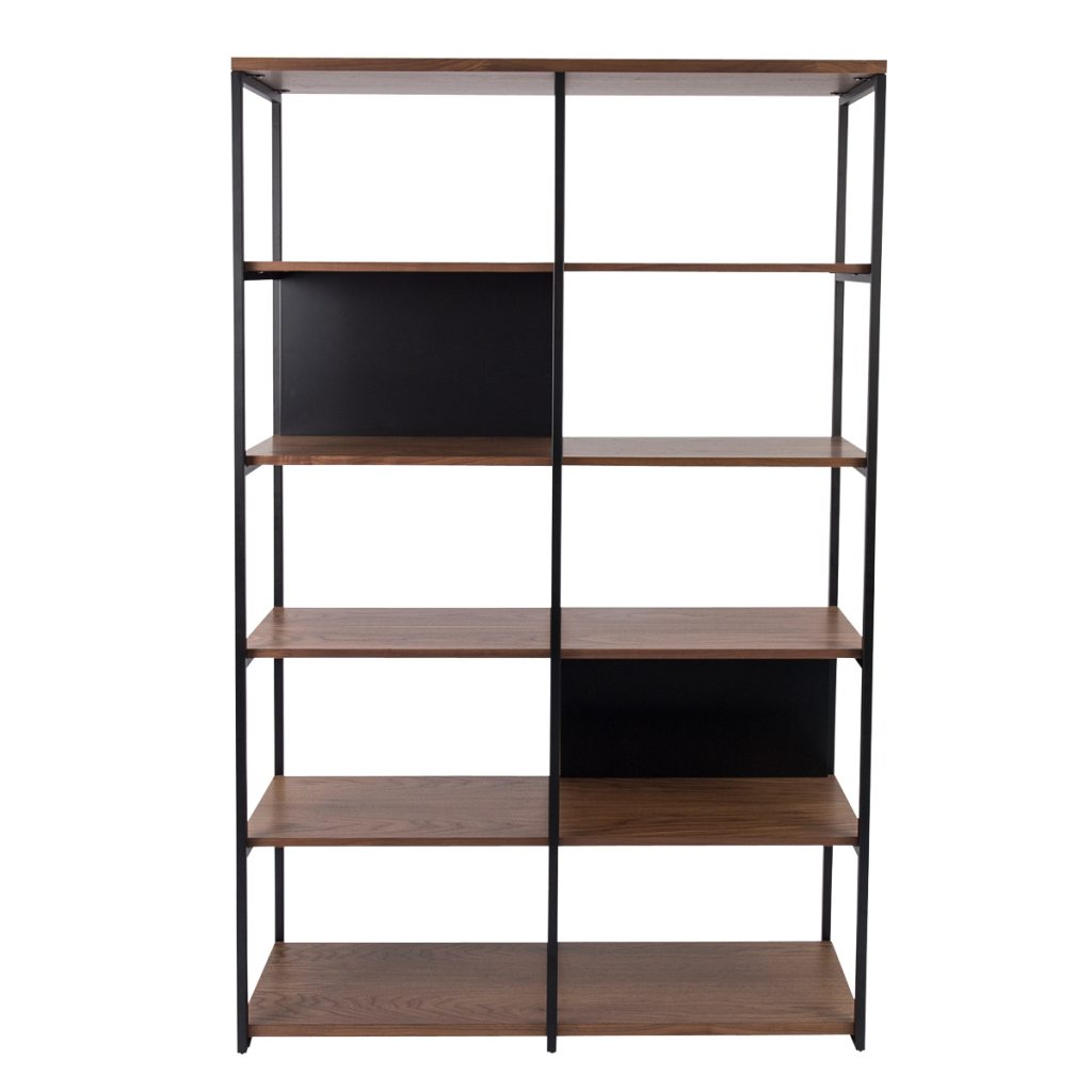 5 layer wooden bookcase