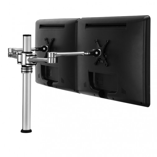 metal monitor arm mount