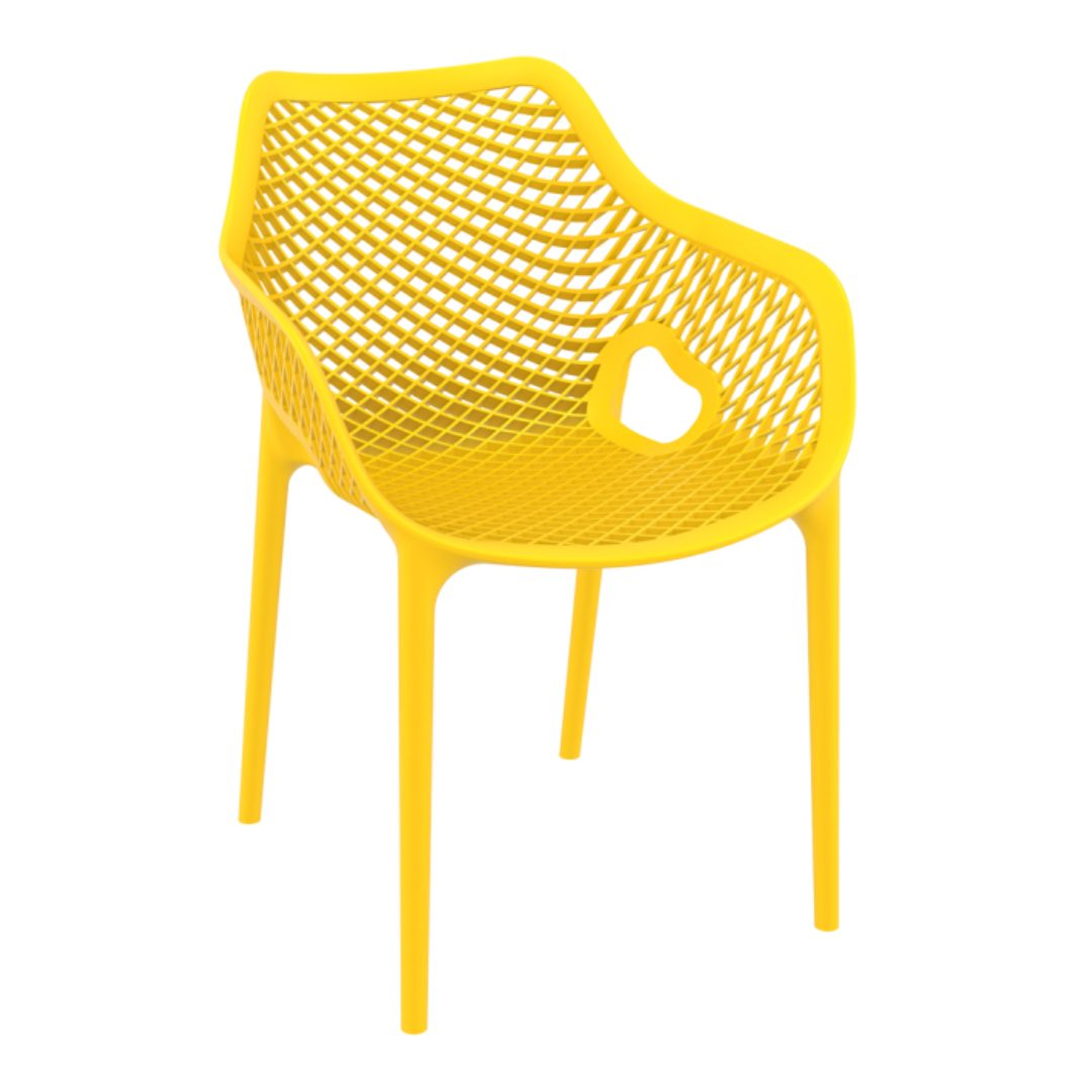 Air XL Chair yellow chair furniture australia