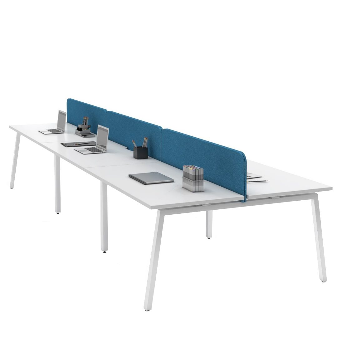 Gen A Blue table office desk furniture darwin australia