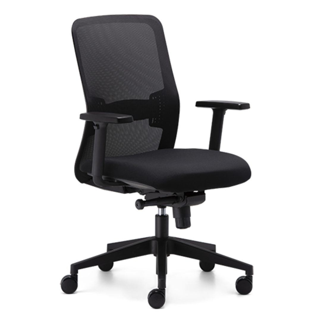 Graphite Chair designer ergonomic chairs office furniture nt