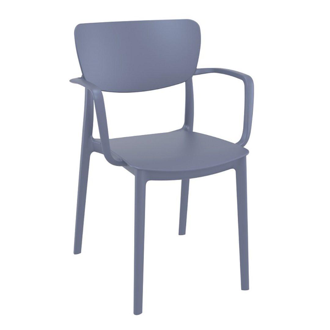 Lisa arm chair office furniture darwin australia nt