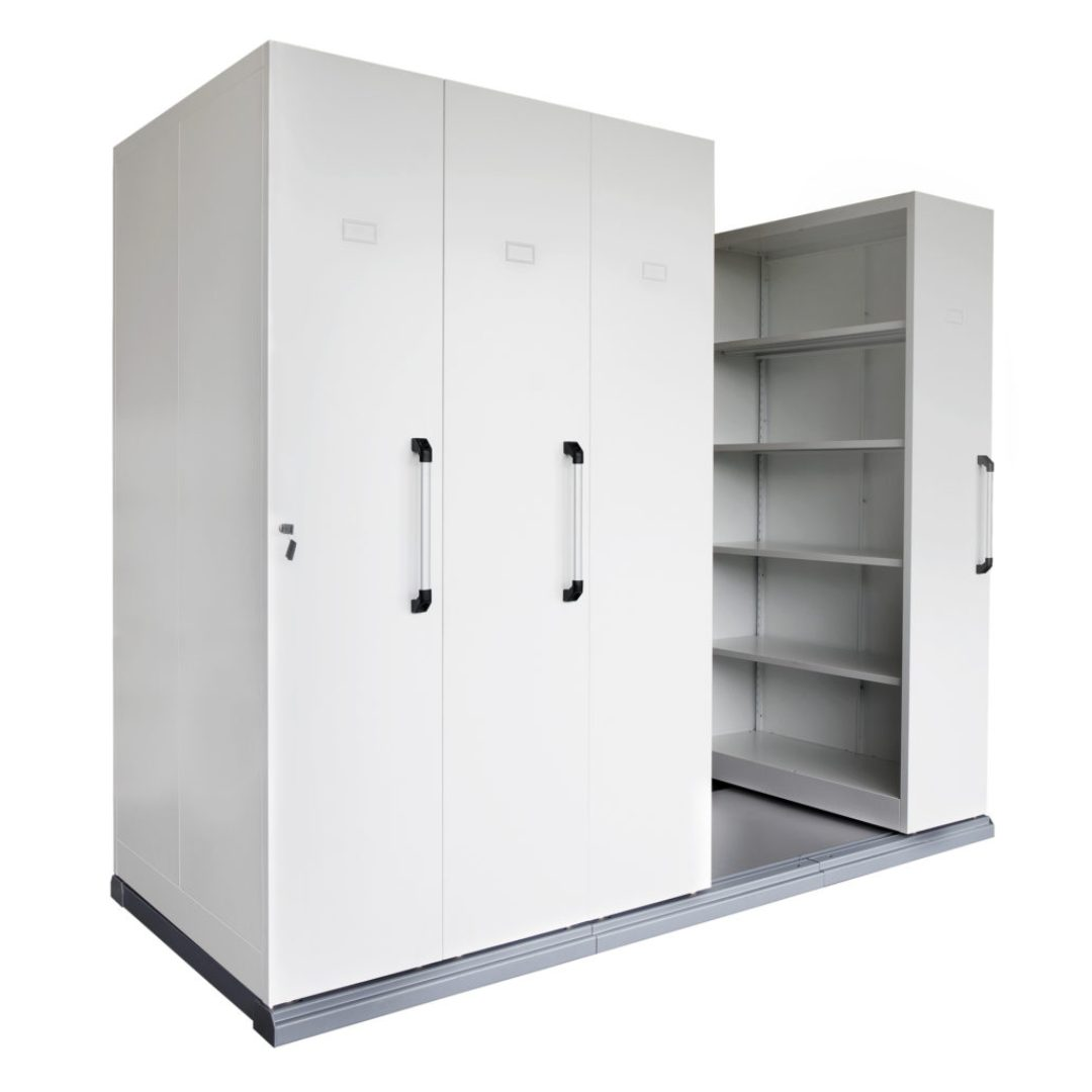 RL mobile shelving 1 file cabinet drawer office furniture darwin