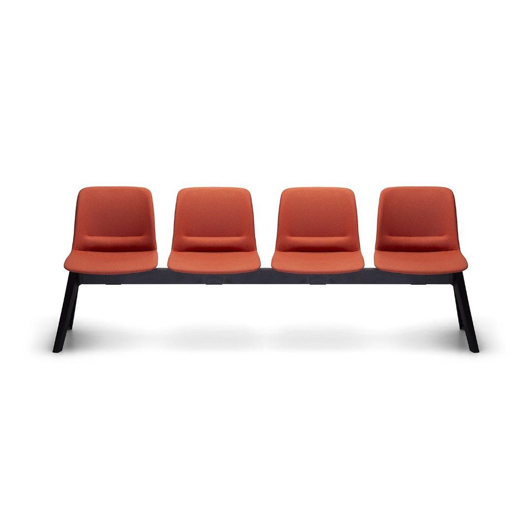 Unica Beam Seat visitors chairs office furniture australia