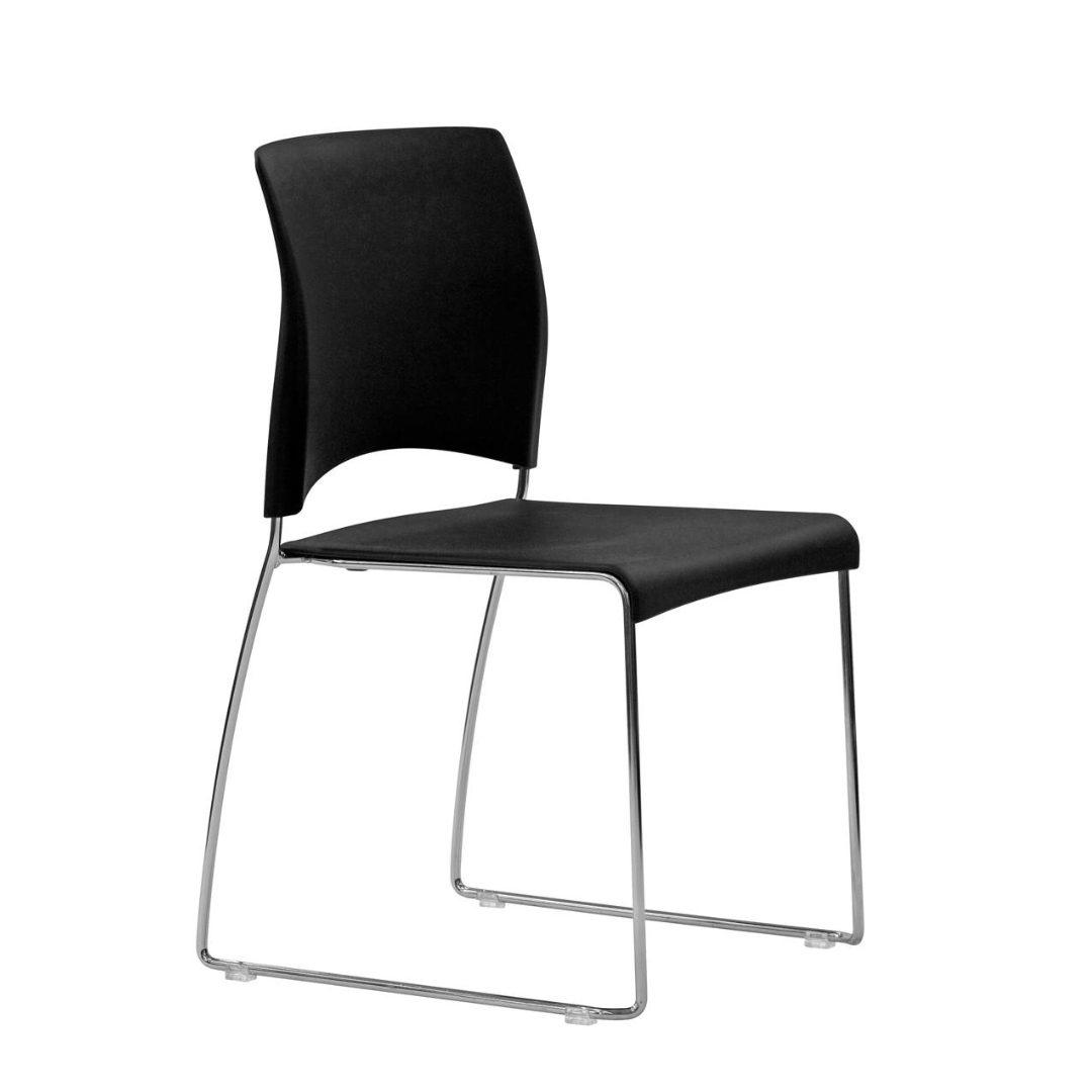 Venu Chair armless desk chair