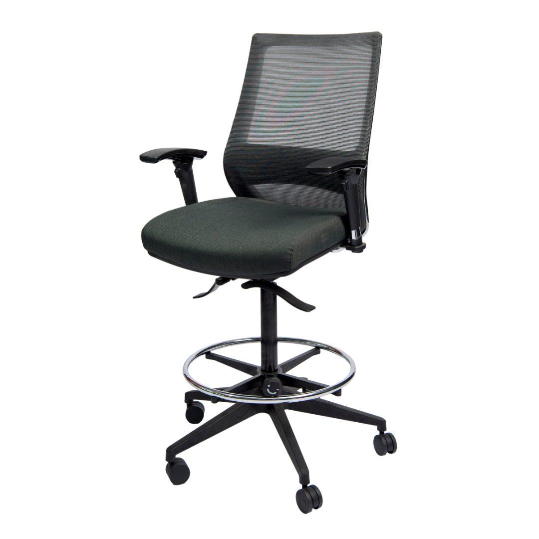 Vertu Drafting office desk chair darwin