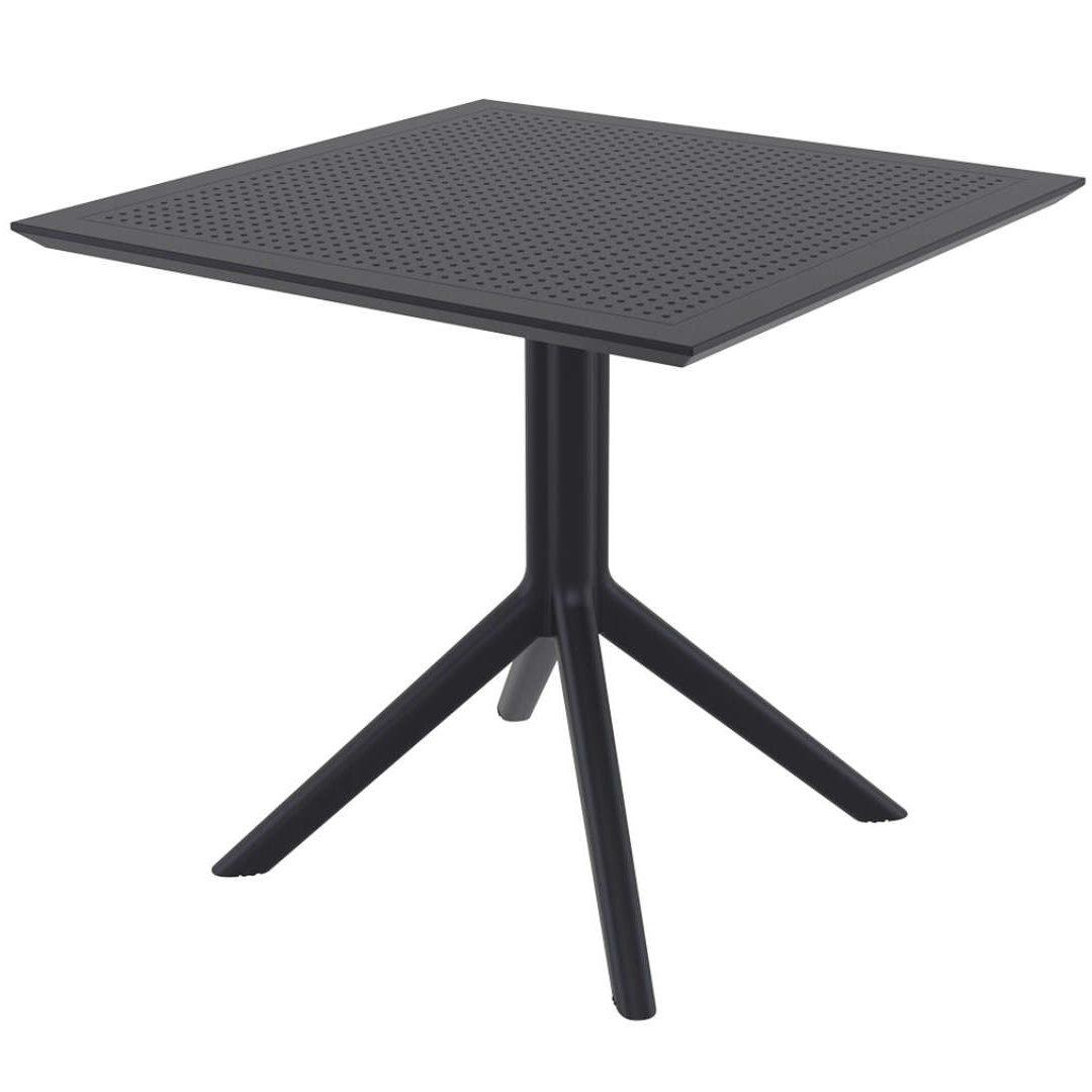 sky table black desk home office furniture darwin